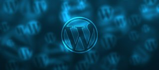 WordPress logo - dlaczego WordPress